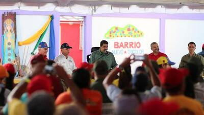 Cómo el presidente Nicolás Maduro se metió sin saber en una protesta en su contra en Margarita