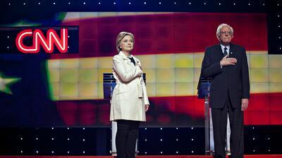 La hostilidad, una ausencia y una gran ovación marcaron el debate demócrata de Nueva York