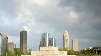 Humedad, calor extremo y lluvias dispersas: así luce el pronóstico este miércoles en Houston