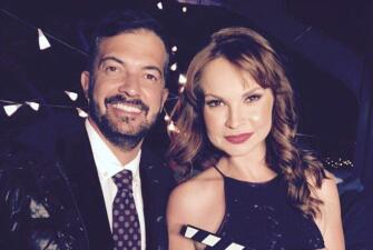 Fernando del Solar y Ana Patricia Rojo son sólo amigos