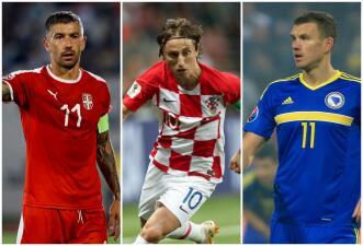 ¿Pelearían títulos? El once de lujo que tendría Yugoslavia en esta UEFA Nations League