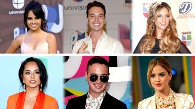 Diferentes looks (y una que otra cirugía), así cambiaron estas celebridades en 15 años de Premios Juventud