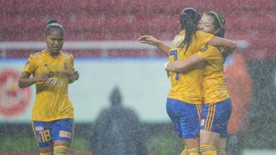 Liga MX Femenil: Tigres confirma liderato al vencer a domicilio a Chivas