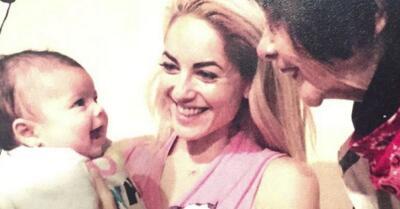 Las fotos que muestran que Bárbara Mori es una abuelita consentidora