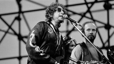Las canciones más poéticas de Bob Dylan, ganador del Nobel de Literatura
