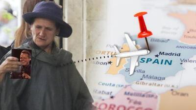 La increíble historia de la española que Luis Miguel (sin saberlo) permitió encontrar