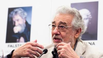 """Anuncian una """"investigación exhaustiva e independiente"""" sobre las acusaciones de acoso sexual contra Plácido Domingo"""
