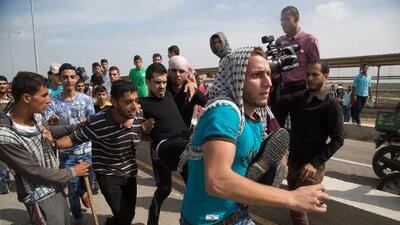 Durante el Día de la Ira en Israel se registran terribles ataques