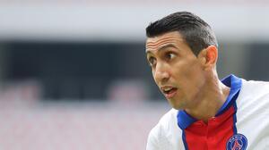Dan cuatro partidos a Di María por escupir a Álvaro González