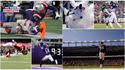 Las imágenes de impacto en la Semana 6 de la NFL