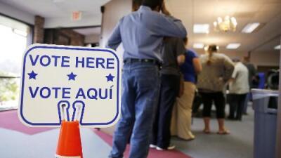 Las formas de identificarse para votar que los electores en Texas no conocen