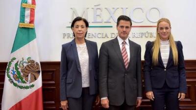 El cambio en la posición de México con respecto a Venezuela: mejor tarde que nunca