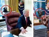 César Chávez sustituye a Andrew Jackson: antes y ahora en la Oficina Oval con la llegada de Joe Biden (fotografías Interactivas)