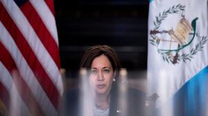 A message of hope for Central America as vice president Harris meets Lopez Obrador