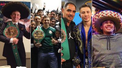 Gennady Golovkin: un kazajo con 'sangre mexicana' que busca vencer a Canelo Álvarez