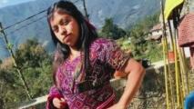 """""""Me dijo que estaba bien"""": padre de joven guatemalteca que murió tras cruzar la frontera con coyotes"""