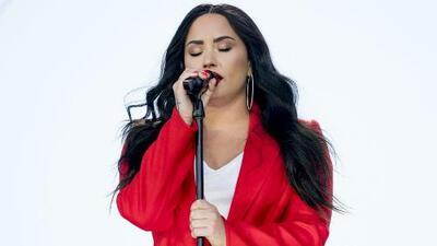 Demi Lovato recibe cientos de mensajes de apoyo tras ser hospitalizada por presunta sobredosis