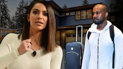 Kanye West lo acepta: temió que Kim Kardashian lo dejara por su comentario sobre la esclavitud
