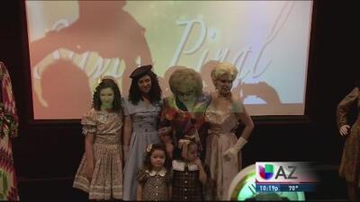 Presentan a parte del elenco de la serie de Silvia Pinal
