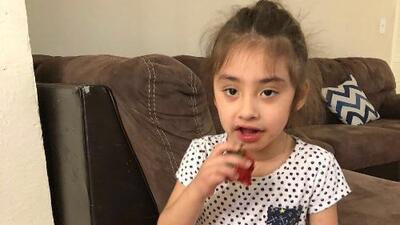 """""""Estamos tranquilos porque tenemos sus restos"""": así recuperaron el cuerpo de la niña arrastrada por un río en California"""