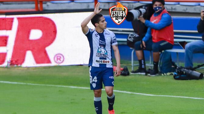 Chivas tiene en la mira a Erick Aguirre