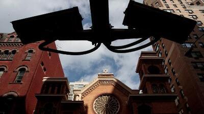 Autoridades refuerzan la seguridad en las sinagogas de Nueva York