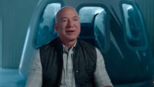 Jeff Bezos viajará al espacio junto a su hermano en su propio cohete