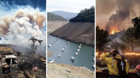 Esto es lo que debes saber sobre 'La Niña' y su impacto sobre la sequía e incendios en California