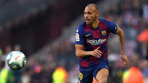 Barcelona le hizo la maldad al Leganés: Ya no quiere a Braithwaite