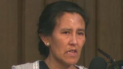 Jeanette Vizguerra, inmigrante indocumentada podrá quedarse en EEUU hasta el 2019