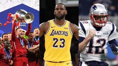 ¡Increíble coincidencia! Los sucesos deportivos idénticos durante 2005 y 2019