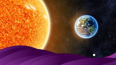 Este viernes la Tierra estará más lejos del Sol, mira cómo te afecta