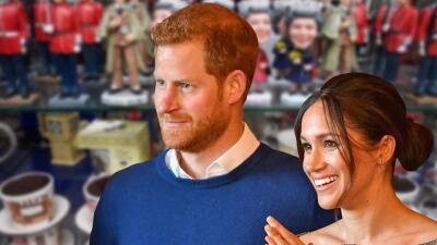 Casa real británica registra año récord en ventas por el furor del príncipe Harry y Meghan Markle (entre otros)