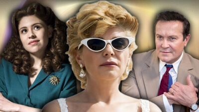 Ellos te revelarán grandes secretos: conoce a los personajes de 'Silvia Pinal, frente a ti'