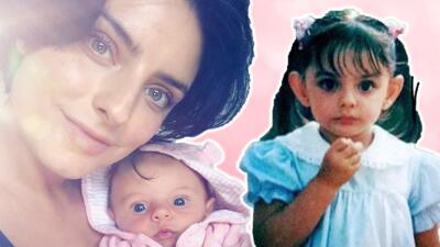 Kailani es igualita a su mamá Aislinn Derbez y estas fotos lo demuestran