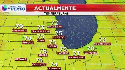 Pronóstico del tiempo: Chicago goza de buenas condiciones