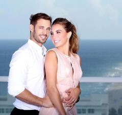 Elizabeth Gutiérrez y William Levy consolidan su amor tras una relación con altibajos