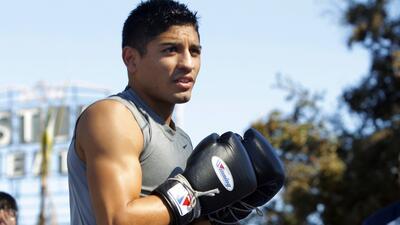 Abner Mares: 'Leo Santa Cruz tomó la pelea equivocada'