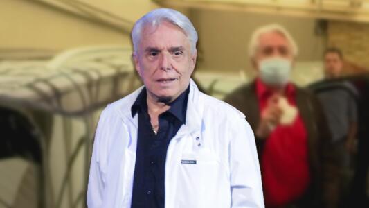 Enrique Guzmán desesperado ante la prensa tras desmentir a Frida Sofía