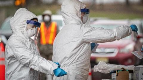 California confirma la primera muerte por coronavirus de un menor