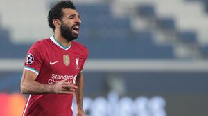 Otra dura baja para el Liverpool: Mohamed Salah