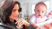 Aislinn Derbez confiesa qué es para ella lo más duro de ser mamá (y que le llora a Mauricio Ochmann)