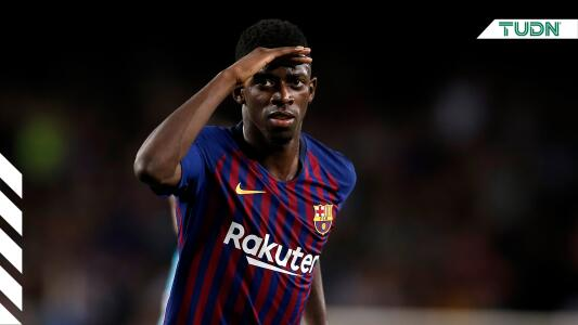 Manchester United irá por Ousmane Dembélé en enero