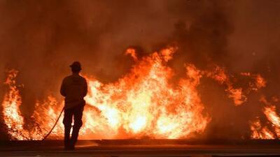 Este mapa muestra cómo el hombre está causando cada vez más incendios en EEUU