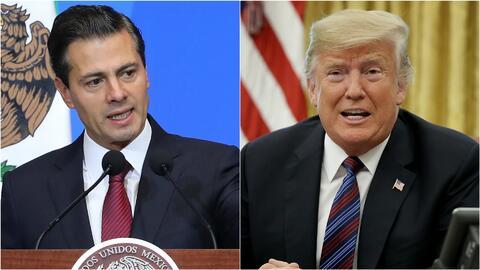 """""""Brindis con tequila"""": México y EEUU anuncian un nuevo tratado comercial sin Canadá"""