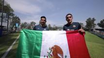 El '10' de Guatemala celebró Día de la Bandera de México