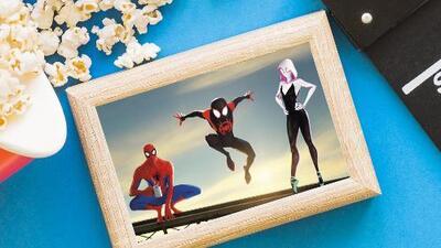 Spider-Man: Into the Universe, de las mejores películas del año.