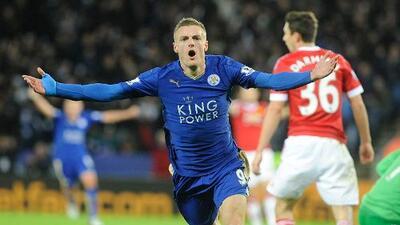 El Atlético de Madrid negocia por Jamie Vardy con el Leicester