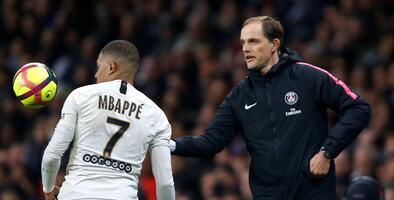 "Tomas Tuchel sobre Mbappé: ""Jugará ante el Atalanta"""