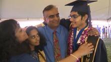 Se gradúa en ingeniería biomédica en California con sólo 15 años y máximos honores